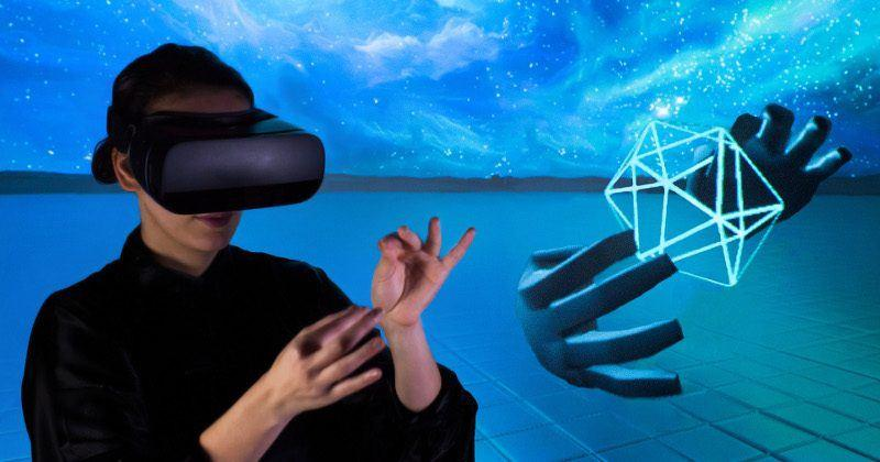 Leap Motion wants to rid mobile VR of controllers