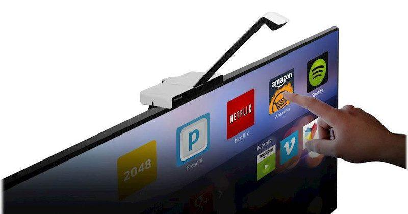 Touchjet WAVE is here to turn any TV into an Android tablet