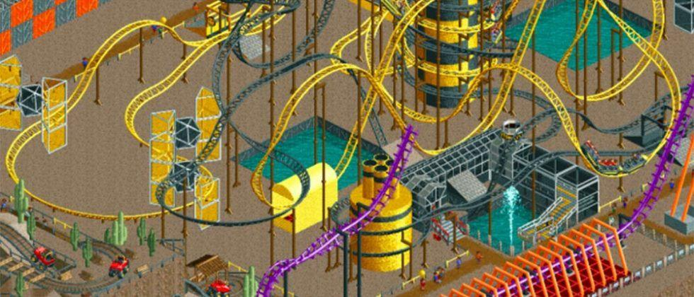 RollerCoaster Tycoon Classic launches for Android and iOS
