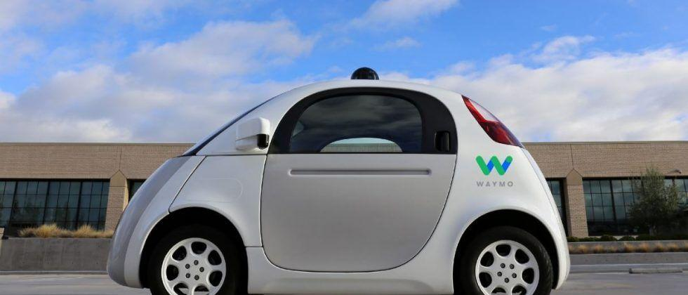 Waymo announced as the next step for Google's self-driving technology