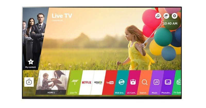 LG WebOS 3.5 wants to make watching TV more magical