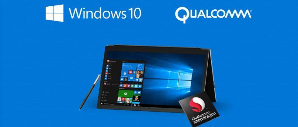 Windows 10 coming to ARM mobile devices thanks to Microsoft and Qualcomm tie up