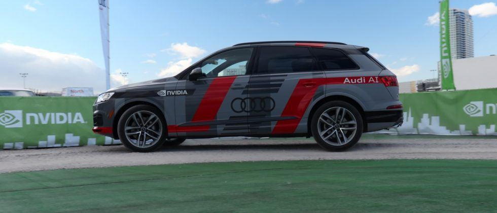 "Audi and NVIDIA team up promises ""world's most advanced AI car"" by 2020"
