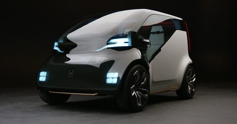 "Honda NeuV concept has an AI assistant with an ""emotion engine"""