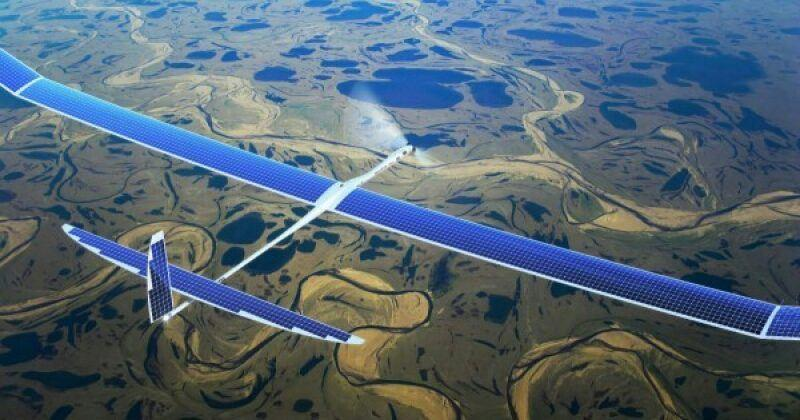 Alphabet's Titan solar-powered drone permanently grounded