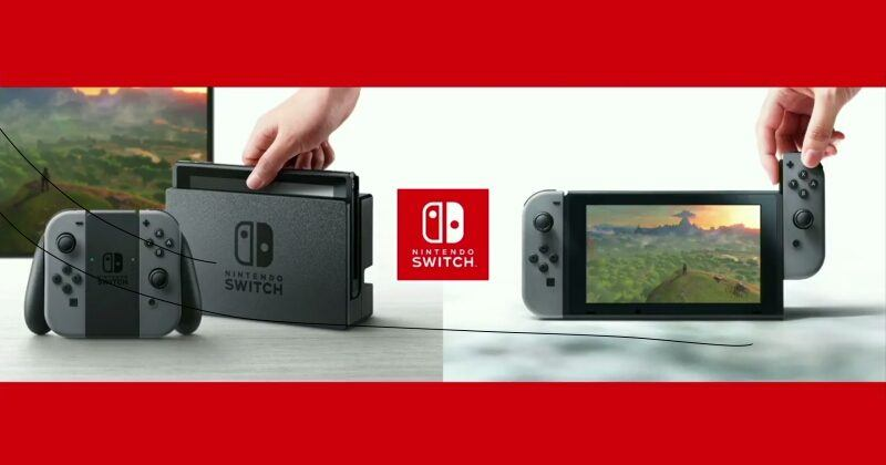Nintendo Switch launch details revealed [UPDATE]