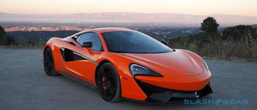 McLaren teams with BMW for stronger, greener supercar engines