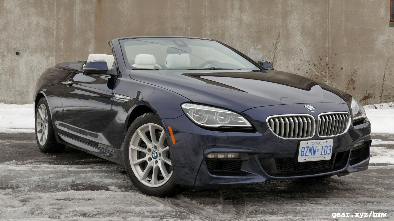The Bmw 650i Xdrive Cabriolet Offers A Baffling Number Of Options And Standard Features Which Is Being Its Status As Brand S Flagship