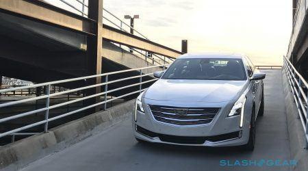 2017 Cadillac CT6 Platinum AWD Gallery