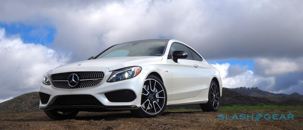2017 Mercedes-AMG C43 sedan, coupe and cabriolet first-drive