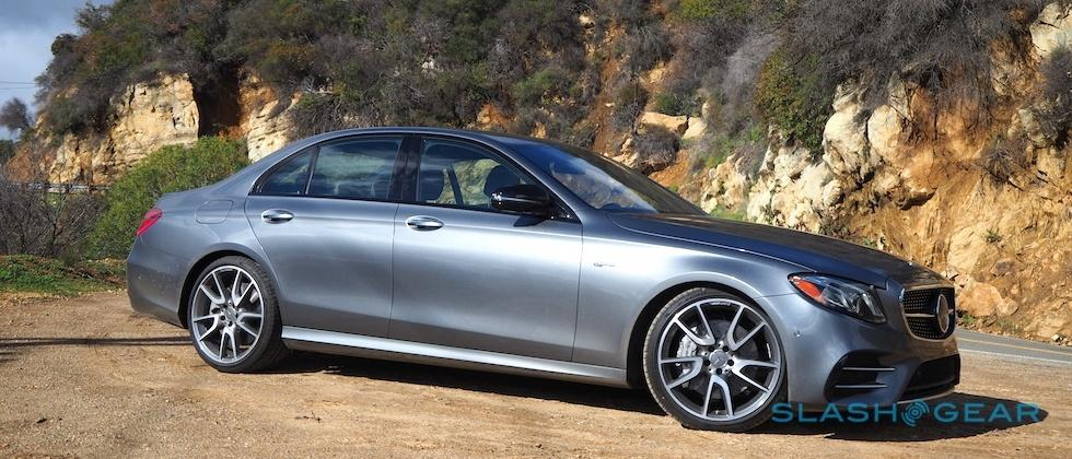 2017 Mercedes-AMG E43 First Drive: AMG for all