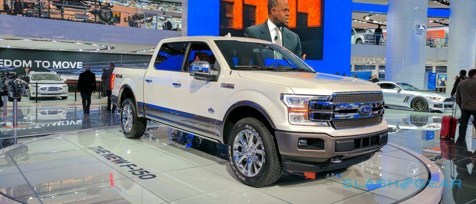 2018 Ford F-150 adds turbodiesel plus new safety tech and styling