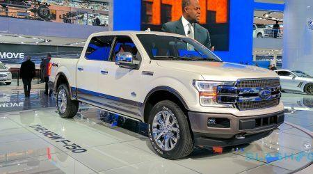 2018 Ford F-150 Gallery