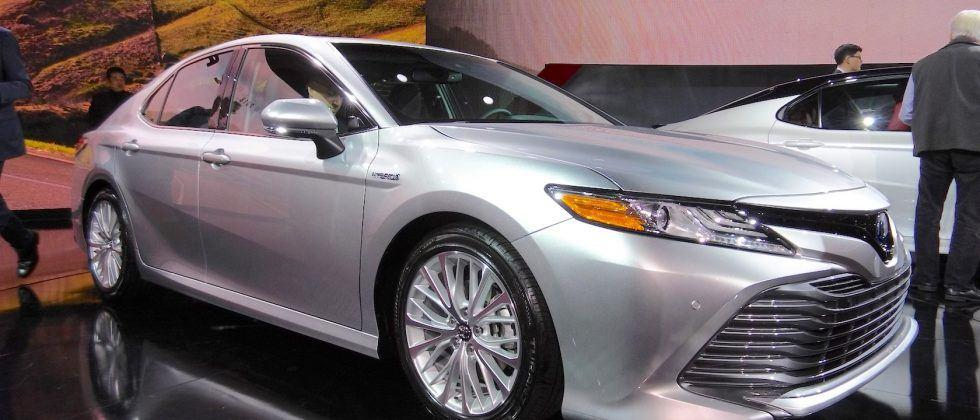 This is the new 2018 Toyota Camry: You'll buy thousands of them