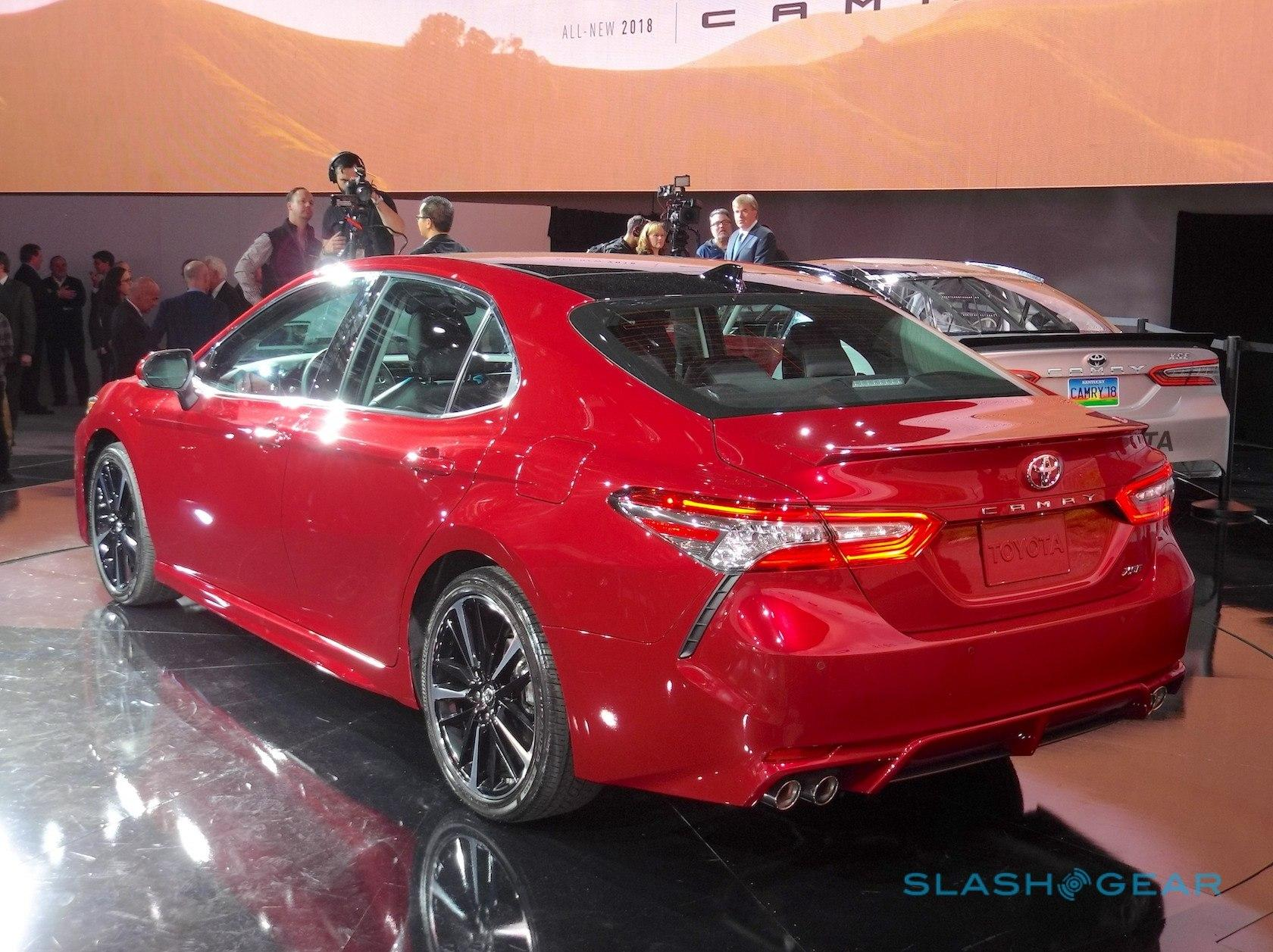 This is the new 2018 Toyota Camry: You'll buy thousands of