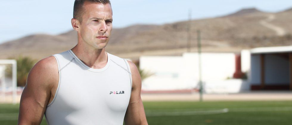 Polar Team Pro Shirt weaves heart tracking into wireless base-layer