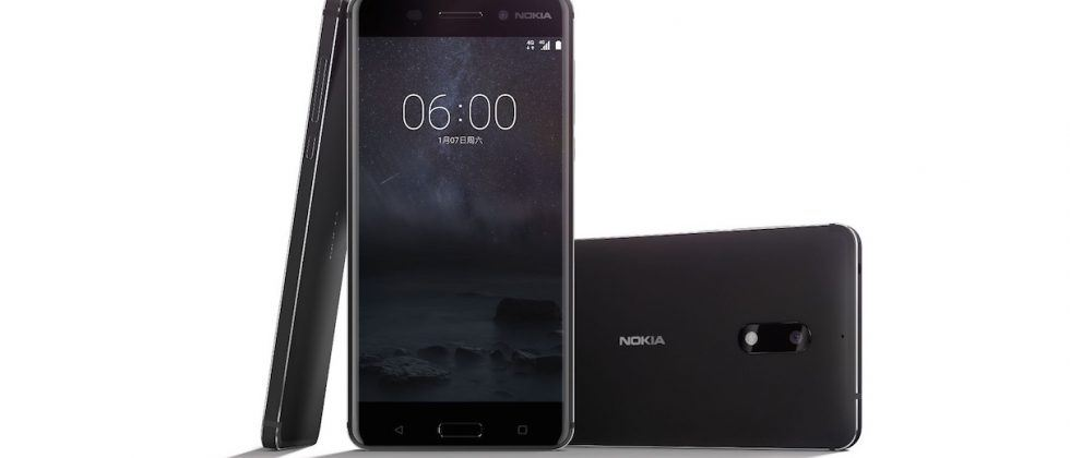 Nokia returns with the Android-powered, China-only Nokia 6 smartphone