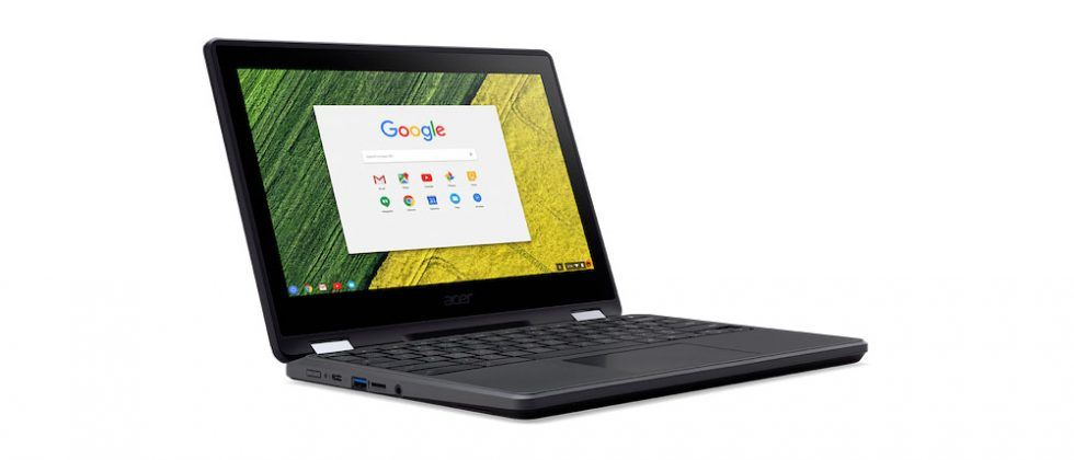 Acer Chromebook Spin 11 launches with Wacom tech, 360 hinge