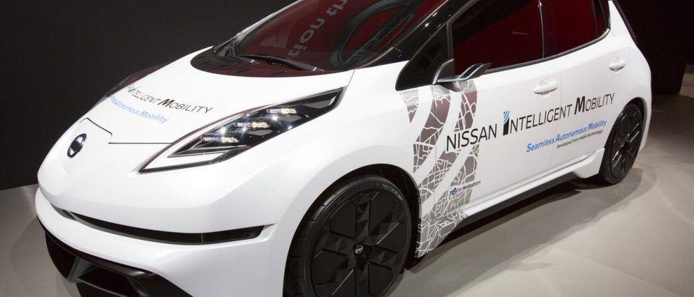 Nissan debuts Seamless Autonomous Mobility system based on NASA tech