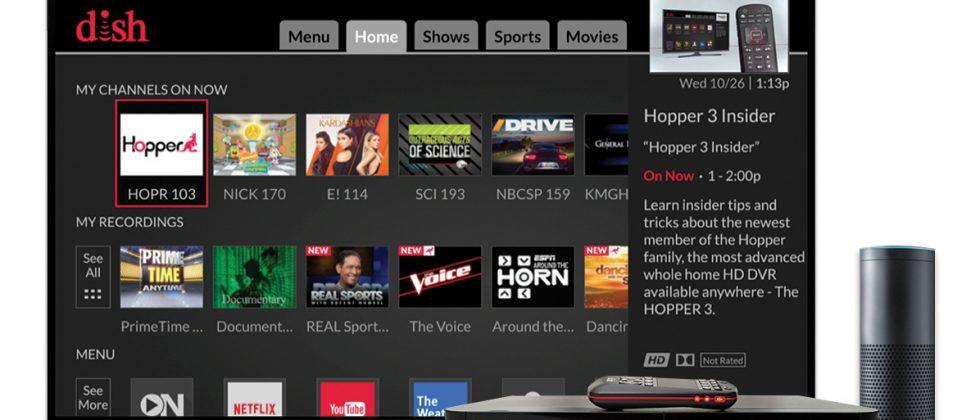 DISH reveals Alexa Hopper skill, DISH Music, and Sling TV certification for devices