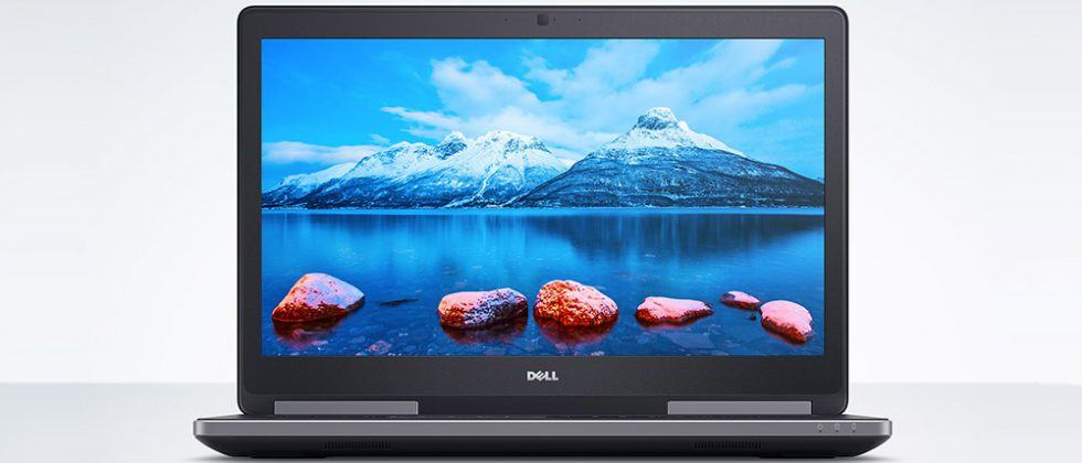 Dell Precision 7720 is maker's first VR-ready mobile workstation for creators