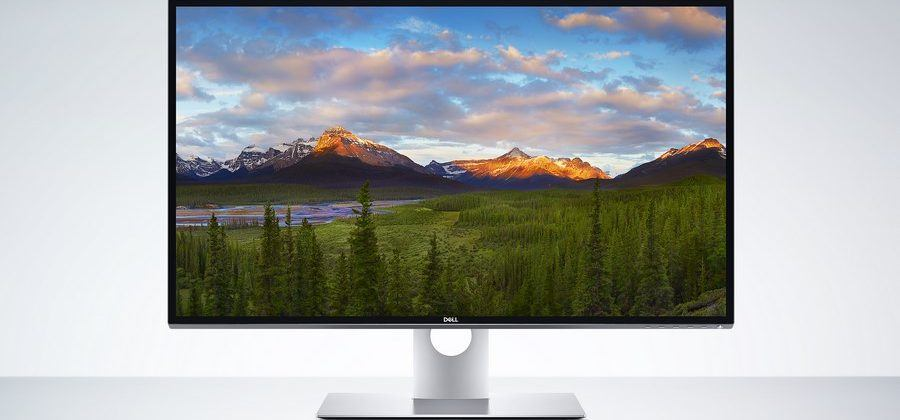 Dell debuts impressive 32-inch UltraSharp 8K monitor at CES 2017