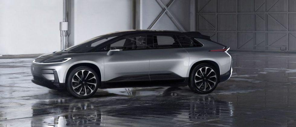 "Faraday Future sees ""overwhelming demand"" in FF 91 reservations"