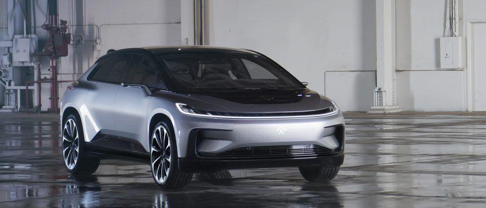 Faraday Future hit with $1.8m lawsuit in sizzle reel spat