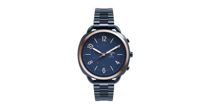 Fossil Q wearable line adds three slim hybrid smartwatches