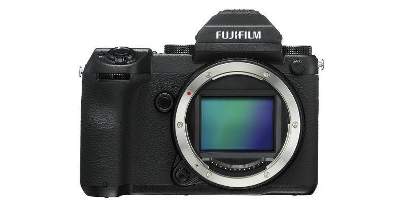 Fujifilm mirrorless GFX 50S medium-format costs a fortune