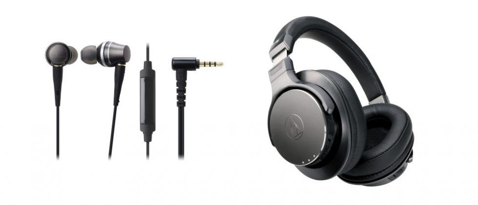 Audio-Technica unleashes new line of high-res earbuds and headphones