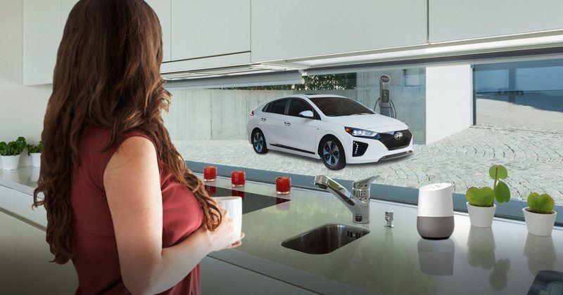 Hyundai will soon follow voice commands via Google Home