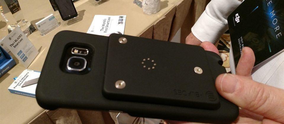 I-Blades Smartcase and Smartblades make every phone modular