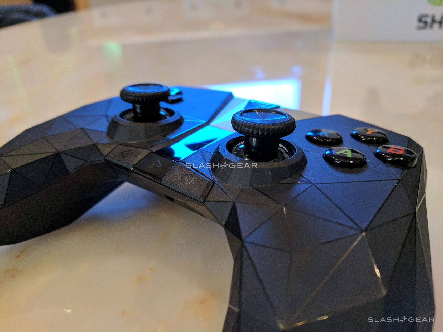 New NVIDIA SHIELD TV hands-on at CES 2017: all about that
