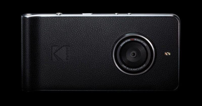 Kodak Ektra camera smartphone is coming to the US