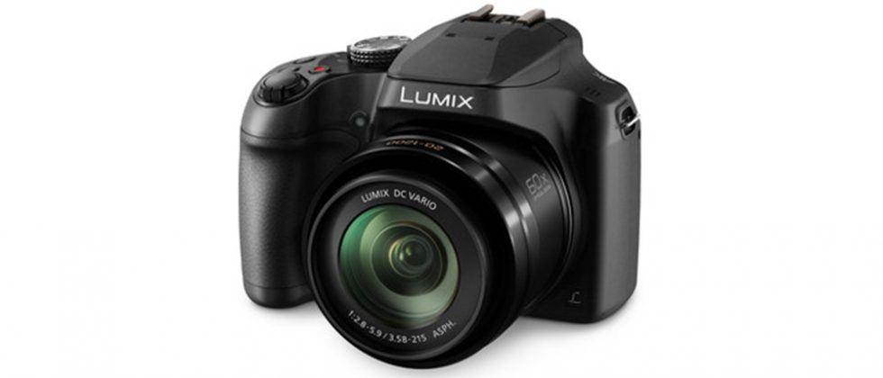 Panasonic LUMIX FZ80 has 60x optical zoom and optical image stabilization