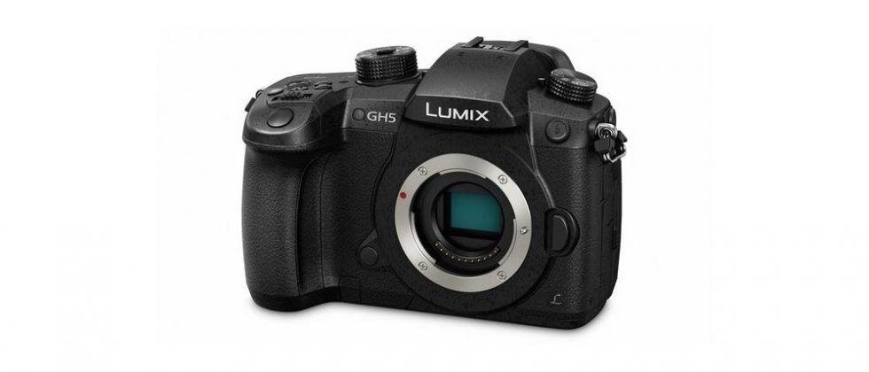 Panasonic LUMIX GH5 DSLM camera boasts unlimited 4K/60p recording