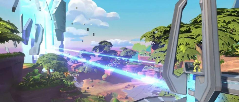 Canned Mega Bloks Halo game surfaces in new leak