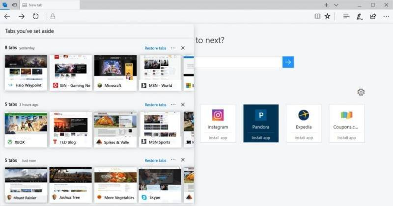 Microsoft Edge browser's upcoming features teased - SlashGear