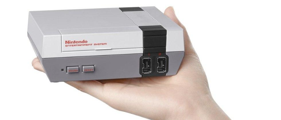 NES Classic hack adds 30 games with USB cable