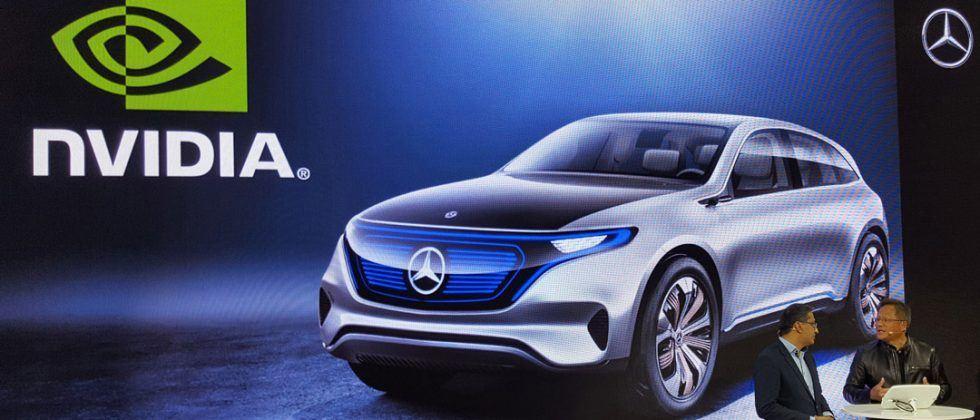 Mercedes-Benz and NVIDIA strike partnership to make an AI-powered car