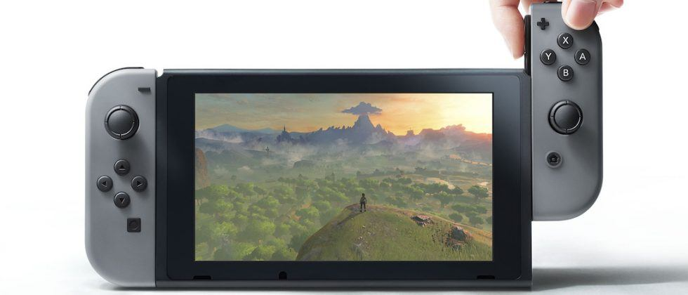 More Nintendo Switch details: 2TB microSD card support, no Miiverse or StreetPass