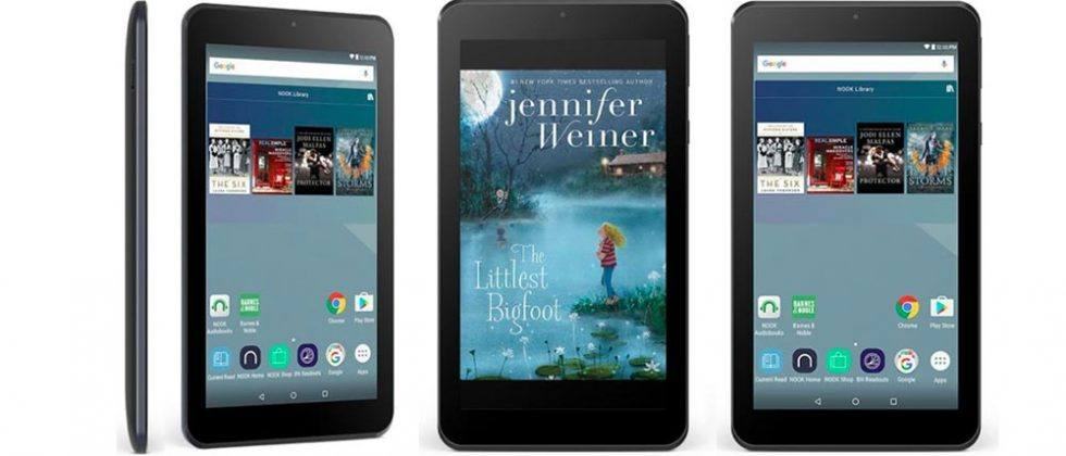 NOOK Tablet 7″ pulled from shelves over faulty chargers