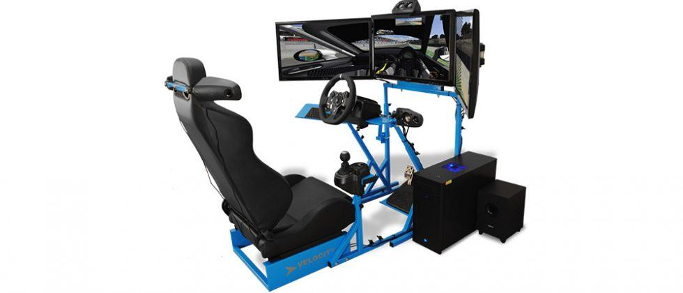 Velocity Micro RennSeat Pro is the ultimate chair for simulation games