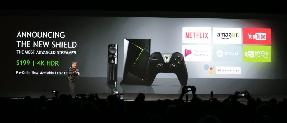 NVIDIA SHIELD TV refresh boasts 4K streaming, Google Assistant