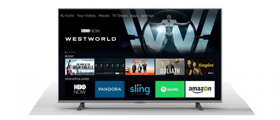 Amazon Fire TV Edition is coming to 4K UHD smart TVs