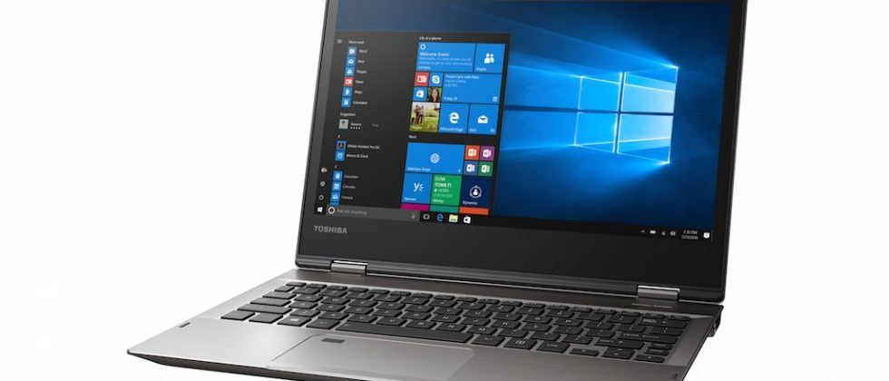 Toshiba reveals Portege X20W tablet-laptop hybrid boasting 16-hour battery