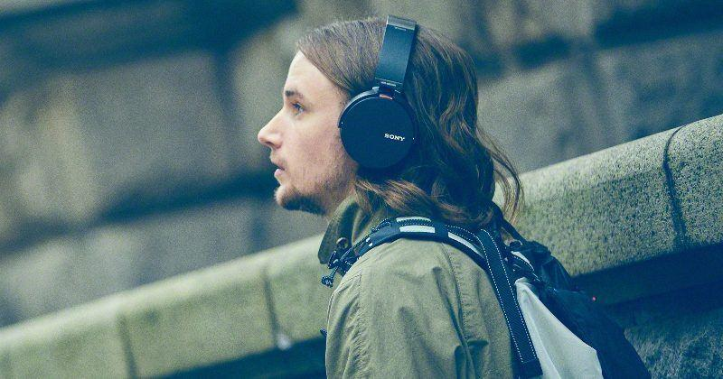 Sony EXTRA BASS headphones bring the thump wherever you go
