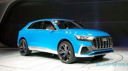 Audi Q8 Concept Gallery