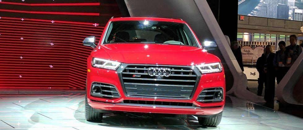 2018 Audi SQ5 and S5 Convertible hit NAIAS with high tech levels